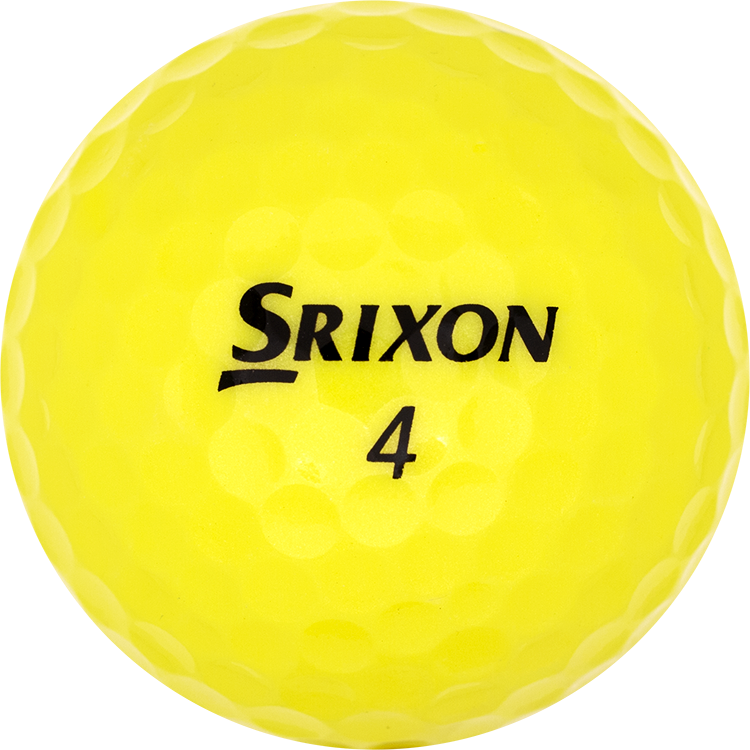Srixon Z-Star Gelb