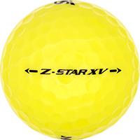 Golfboll av modellen Srixon Z-Star XV Gula