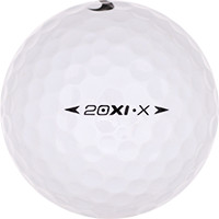 Golfboll av modellen Nike 20XI-X