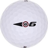 Golfboll av modellen Bridgestone e6