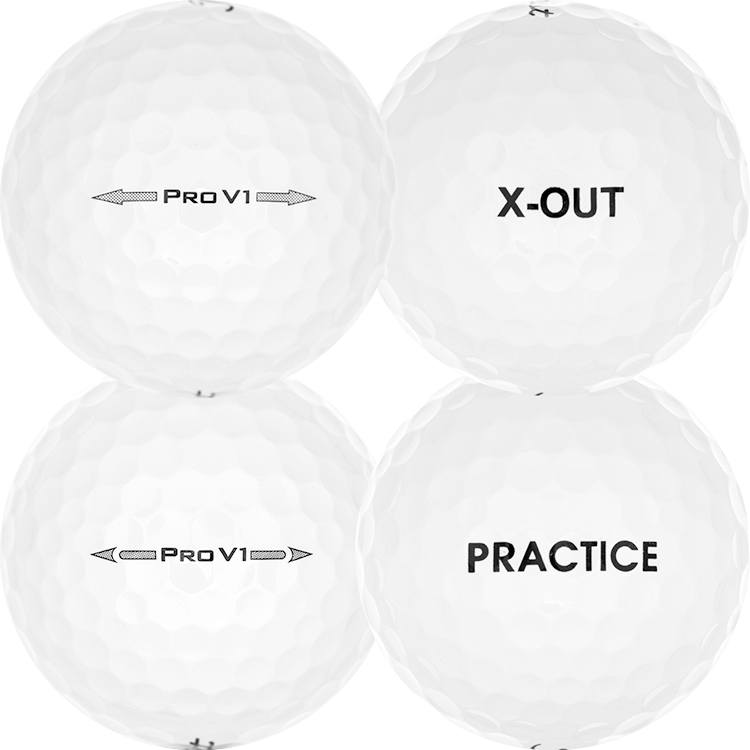 Pro V1 Practice/X-Out