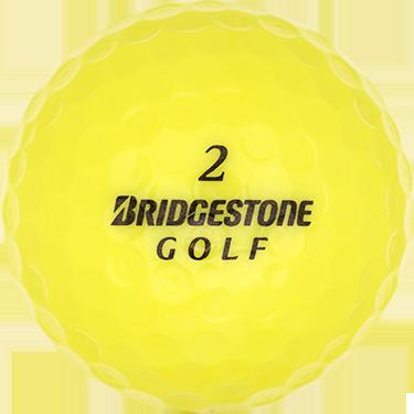 Bridgestone Tour B330-RX Gula (2012)