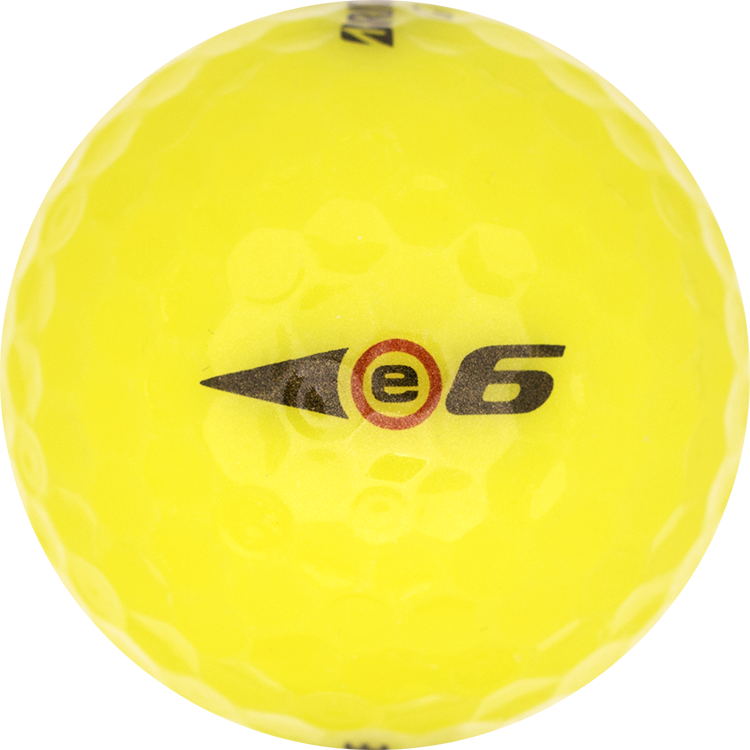 Bridgestone e6 Gelb (2011)