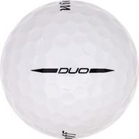 Golfboll av modellen Wilson Staff DUO