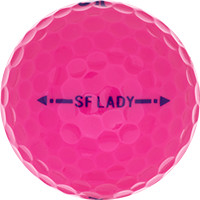 Srixon Soft Feel Lady (Rosa)