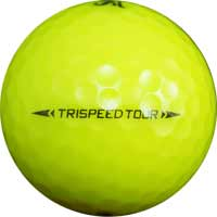 Srixon Trispeed Tour (Gule)