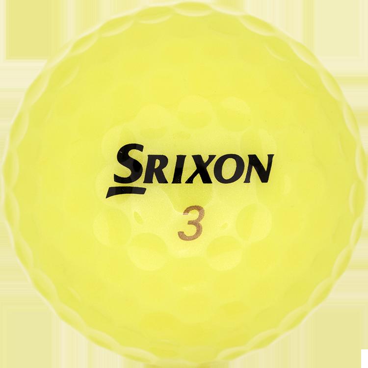 Srixon Z-Star SL Gula