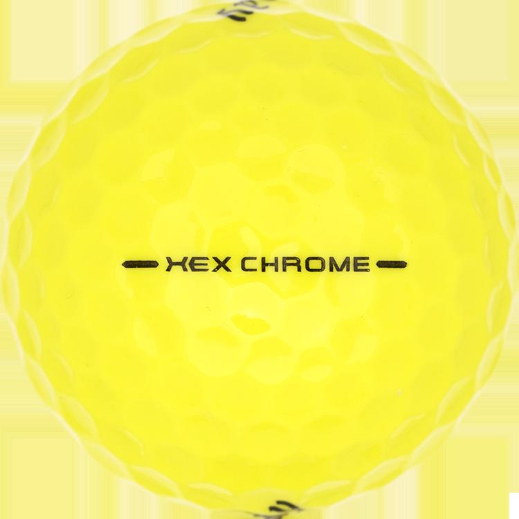 Callaway HEX Chrome Gula