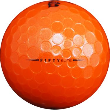 Wilson Staff Fifty (Orange)
