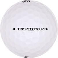 Golfboll av modellen Srixon Trispeed Tour