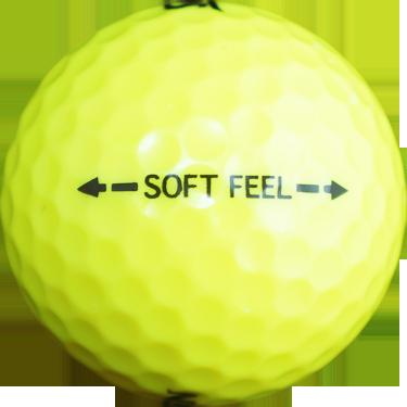 Srixon Soft Feel (Gula)