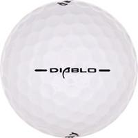 Golfboll av modellen Callaway HEX Diablo