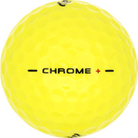 Callaway HEX Chrome + Gula (2013)