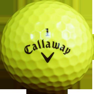 Callaway HEX Warbird Gula (2013)