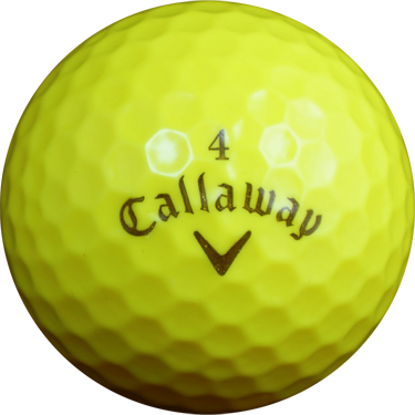 Callaway HEX Pro Gula (2013)