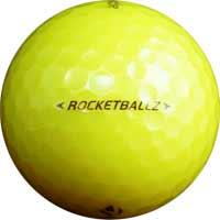 TaylorMade RocketBallz (Gula)