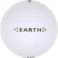 Golfboll av modellen Dixon Earth