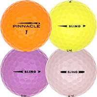 Golfboll av modellen Pinnacle Bling