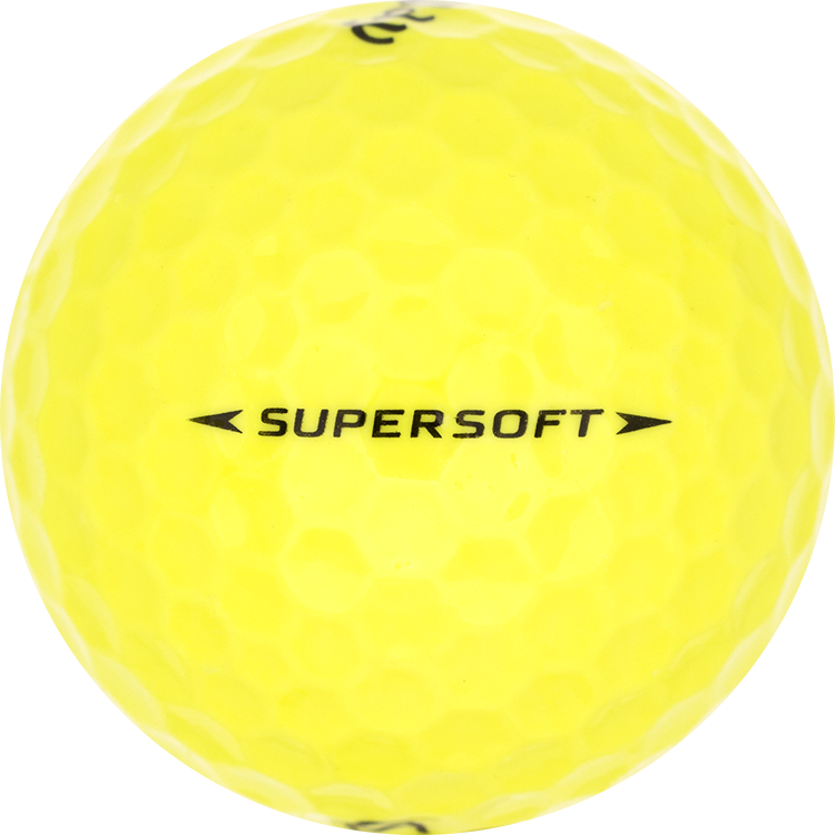 Callaway Supersoft Färgade
