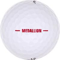 Golfboll av modellen Hogan Medallion