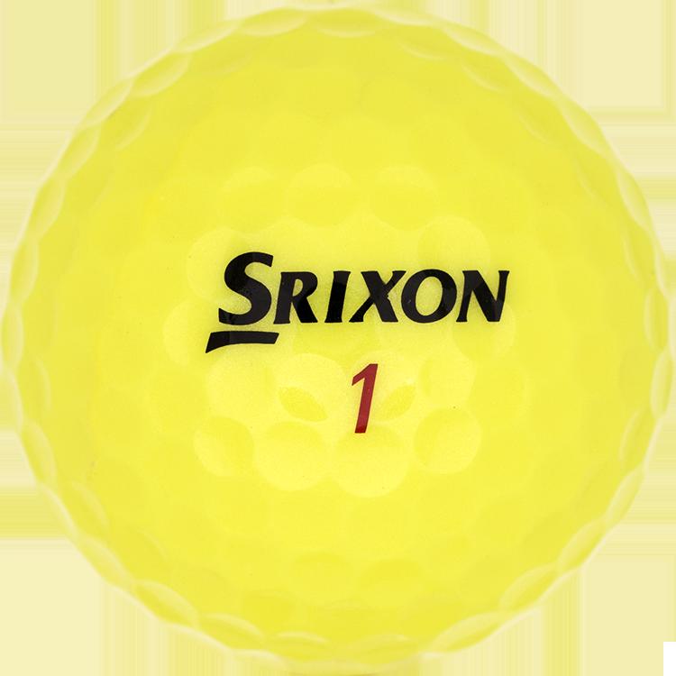 Srixon Z-Star XV Gelb (2013)