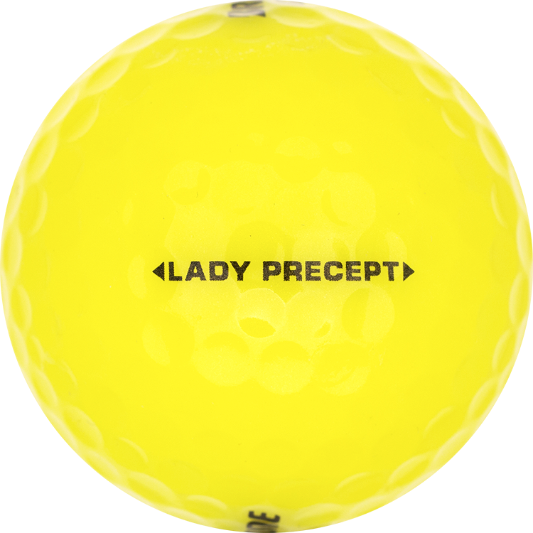 Bridgestone Lady Precept Gelb