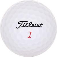 Golfboll av modellen Titleist Mix