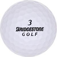 Golfboll av modellen Bridgestone Mix