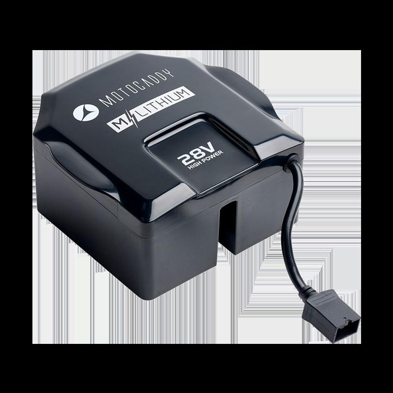 18-håls-batteri M-serien