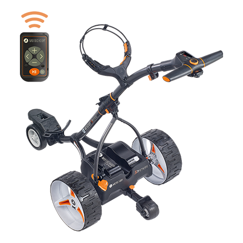 Motocaddy S7 Remote Control Elgolfvagn