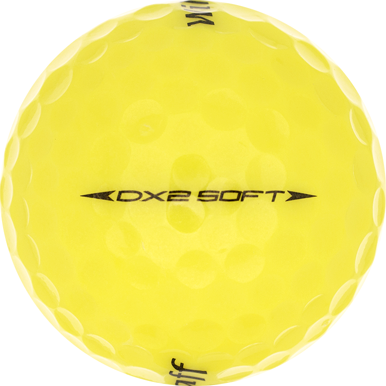 Wilson Staff Dx2 Soft Gelb