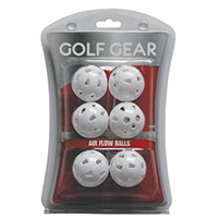 Golf Gear Trainingsball Airflow