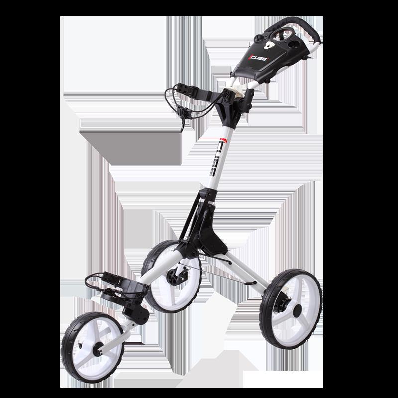 Cube 3.0 3-hjulig Golfvagn