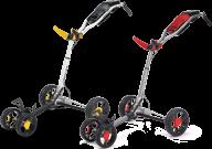 Sun Mountain REFLEX 4-Hjulig Golfvagn