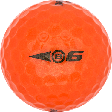 Bridgestone e6 Orange (2015)
