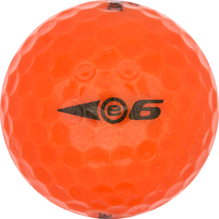 Bridgestone e6 Orange (2015)