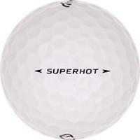 Golfboll av modellen Callaway Superhot