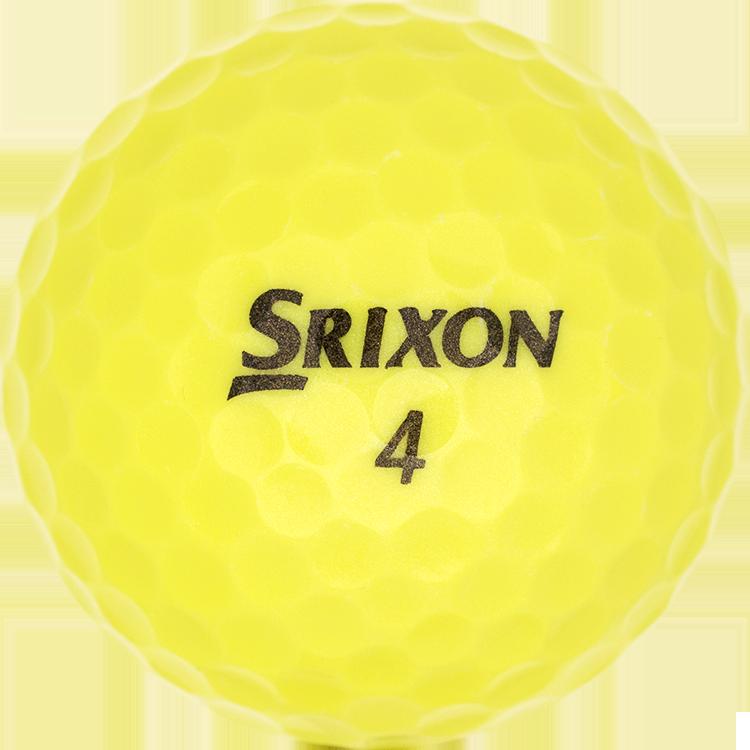 Srixon Q-Star Gula (2015)