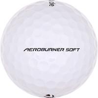 Golfboll av modellen TaylorMade AeroBurner Soft