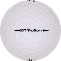 Golfboll av modellen Titleist DT TruSoft