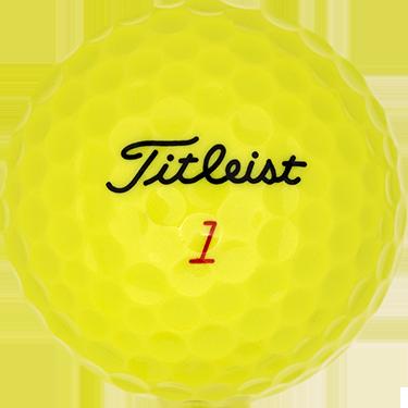 Titleist DT TruSoft (Gula)