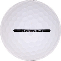 Golfboll av modellen Vice Drive