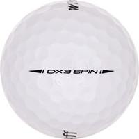 Golfboll av modellen Wilson Staff Dx3 Spin