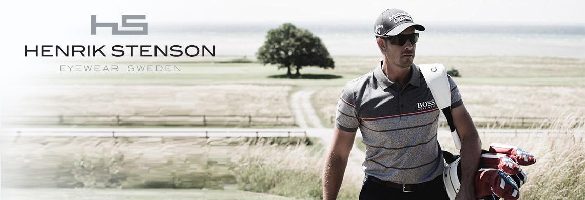 Henrik Stenson Solglasögon för golf