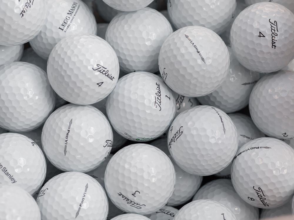 Golfbollar A-Klass