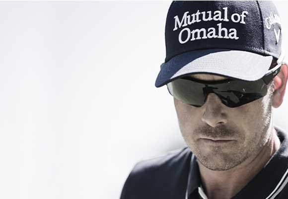 Henrik Stenson Iceman Solglasögon för golf