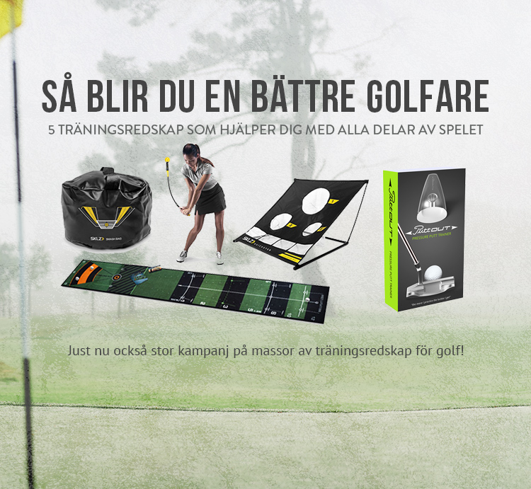 Så blir du en bättre golfare!